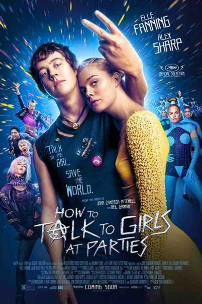 How to Talk to Girls at Parties (2017) รักพังก์หลุดโลก