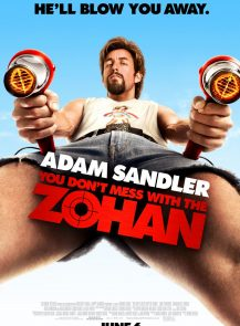 poster_You Don't Mess with the Zohan อย่าแหย่โซฮาน (2008)