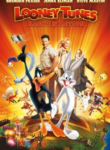 poster_Looney Tunes- Back in Action ลูนี่ย์ ทูนส์ รวมพลพรรคผจญภัยสุดโลก (2003) - moviefever.net