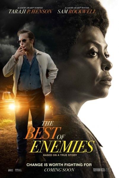 poster_The Best of Enemies (2019)